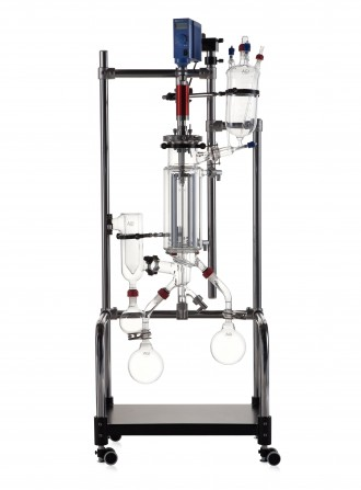 Short path evaporator | Ingenious Science and Industry