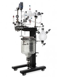 Reaction-Unit,-Pilot-plant-Fully-Functional-Stand