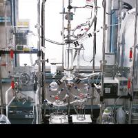 Molecular Distillation unit