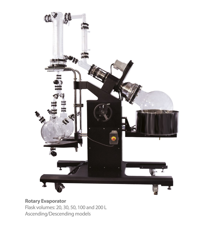 industrial evaporation_Rotary Evaporator