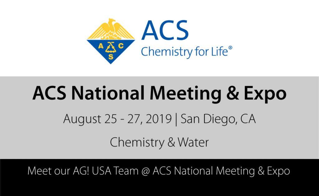 ACS Fall meeting