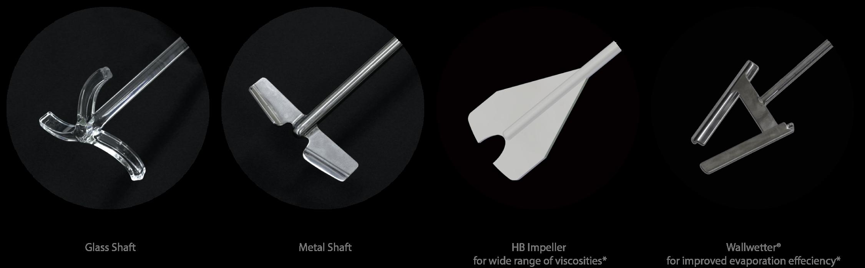 AGI Advanced Impeller options