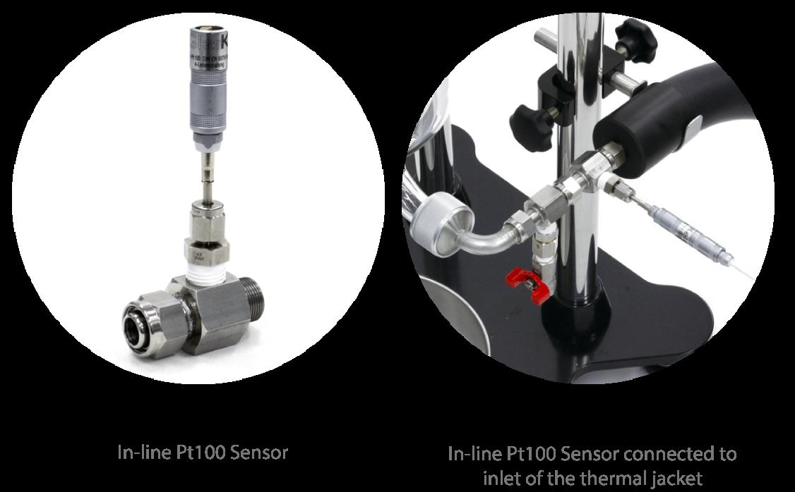 AGI HTF in-line Pt100 sensor