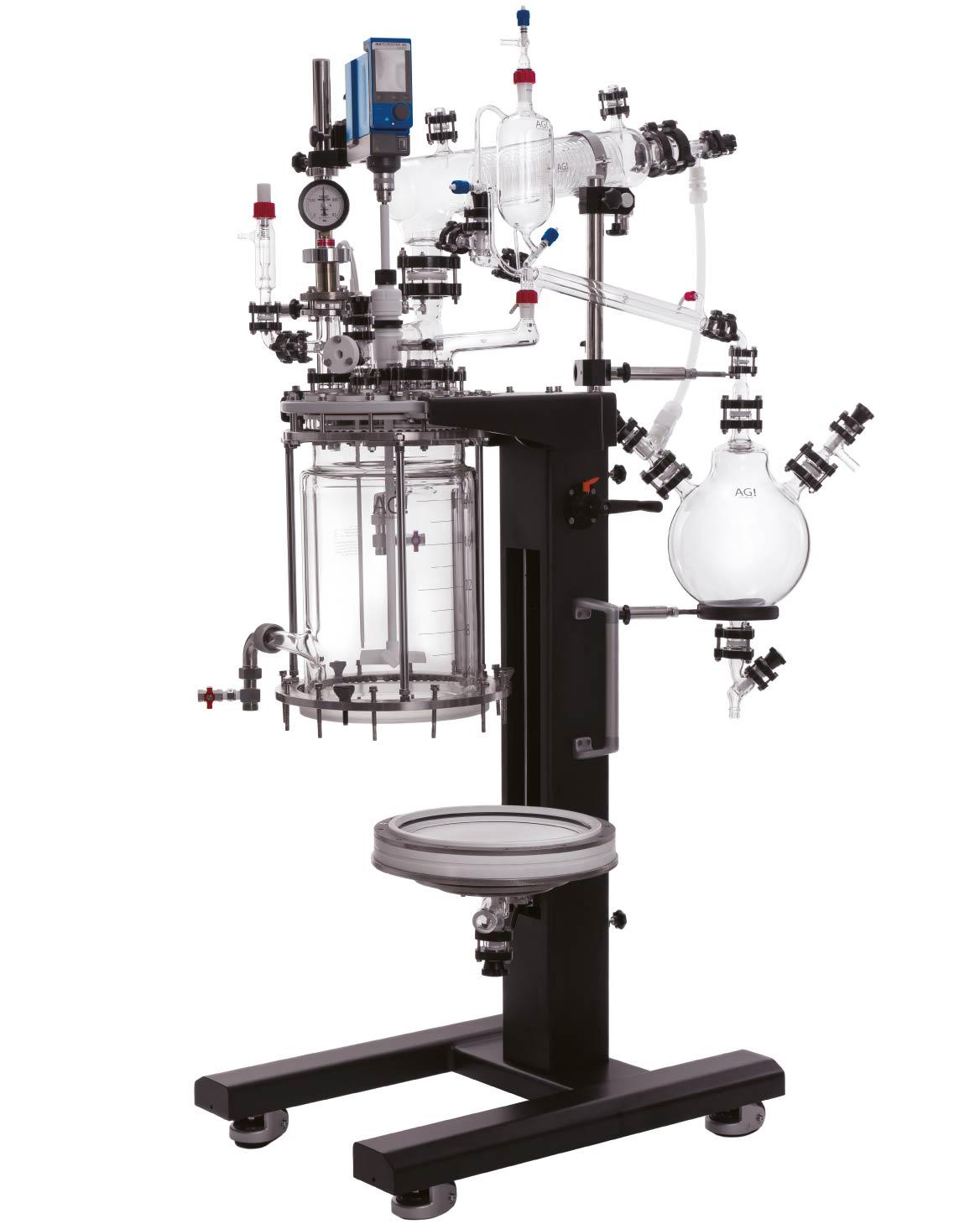 AGI Pilot Filter Reactor