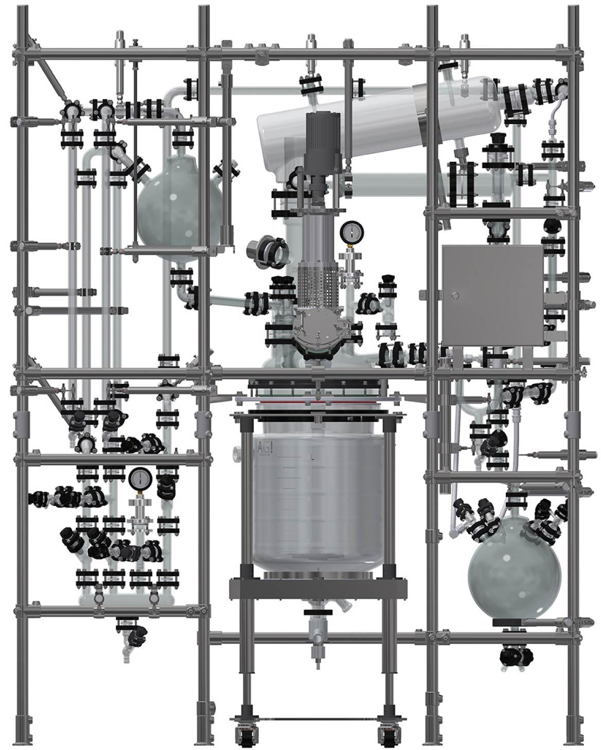 AGI Universal Reactor