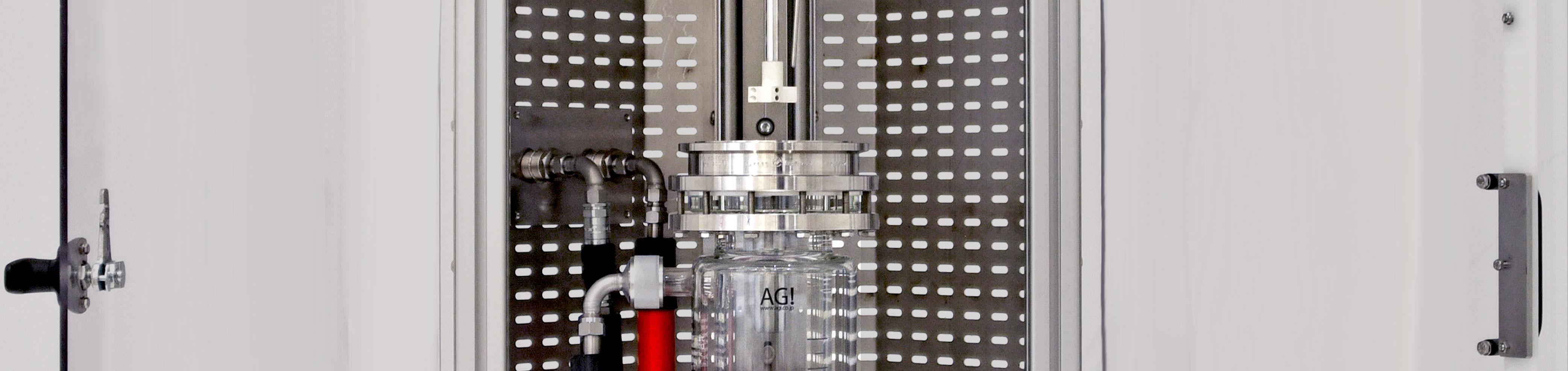 AGI Glassplant Pressure Reactor