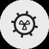 Contamination Free Processing Icon