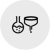 Reaction & Filtration Icon