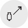 Vessel Scale-up Icon
