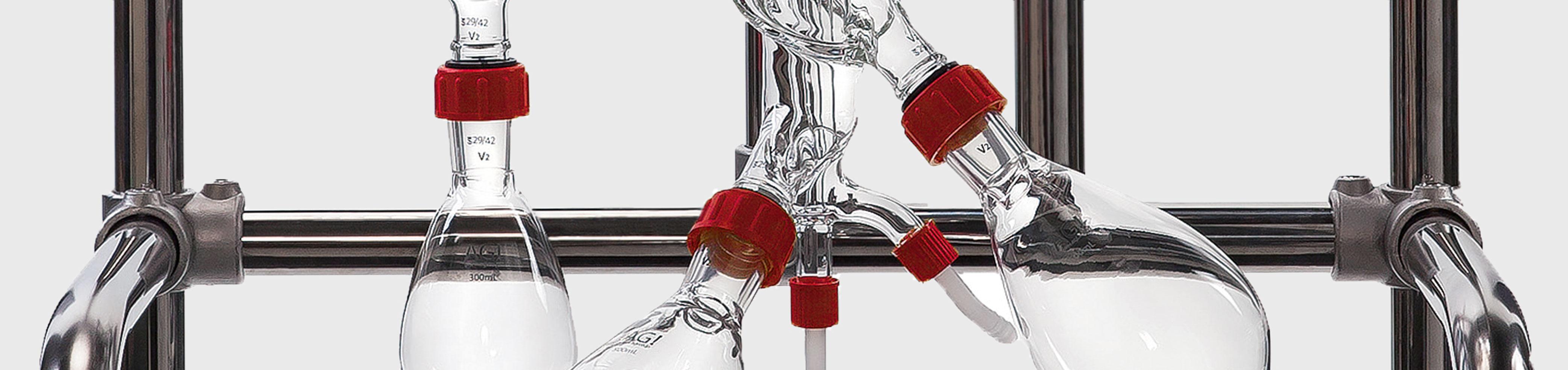AGI Glassplant Short Path Evaporator