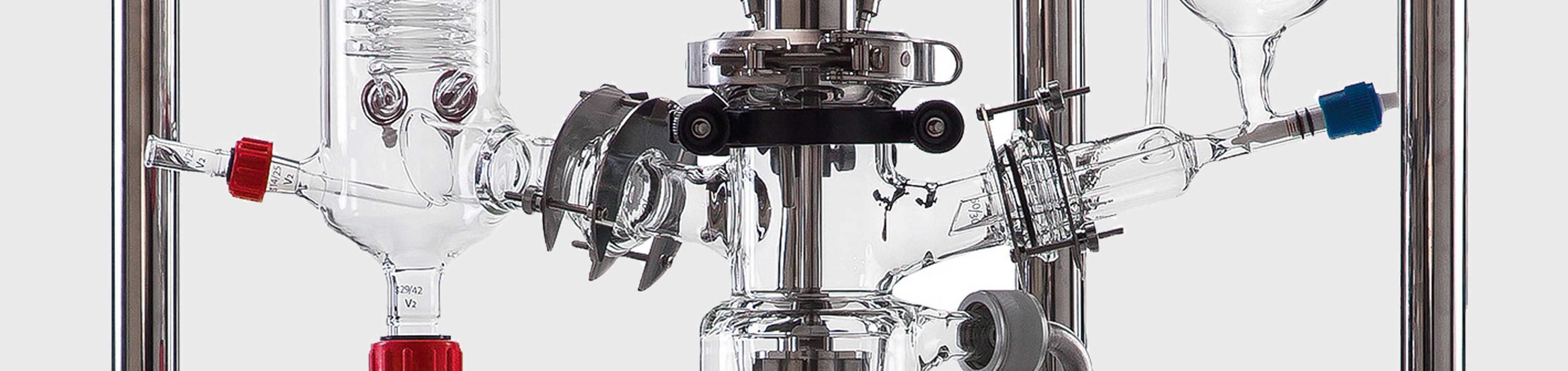 AGI Glassplant Thin Film Evaporator