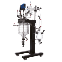 Jacketed glass reaction systems 10 L to 30 L
