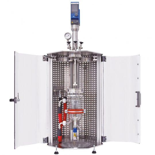 10 bar G Pressure reactor system